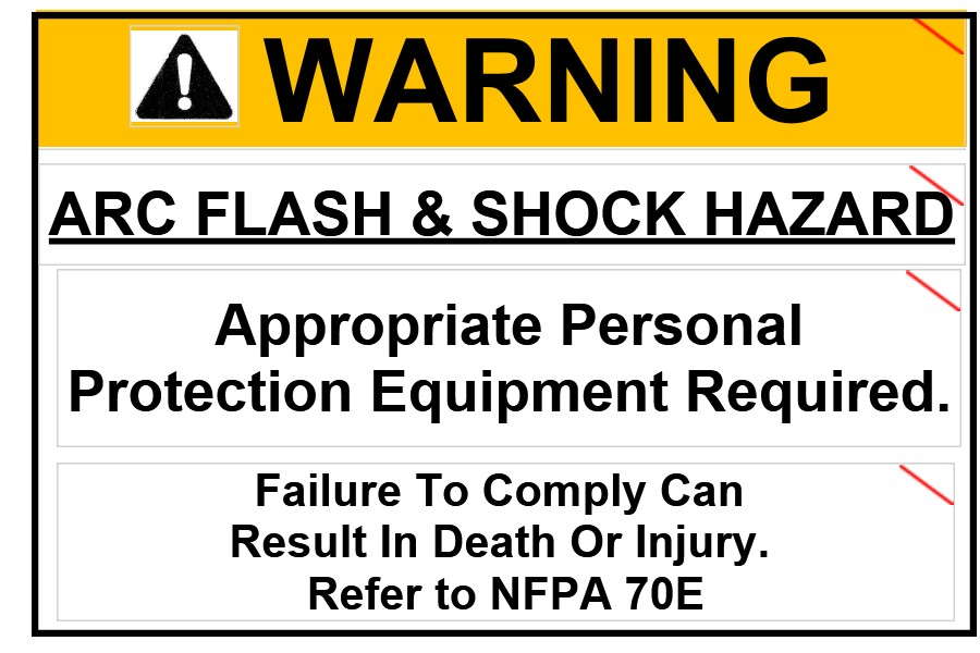 ARC FLASH 2 IN CONT TT4030